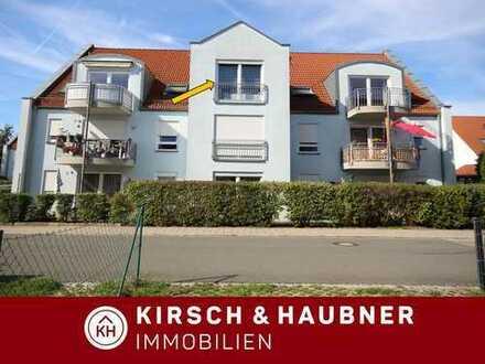 Top 2-Zi.-Wohnnung + TG-Stellplatz,   praktisch & modern, Freystadt