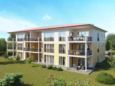 4 - Zimmer - Wohnung im 1. Stock ++ KFW 55 Fertigstellung August 2020