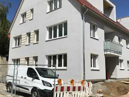 Erstbezug: stilvolle 3-Zimmer-Wohnung mit EBK und Balkon in Stuttgart