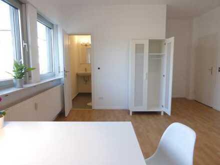 Renovierte Wohnung mit gemeinsamer Küche - Nahe Uni, Klinikum und Innenstadt