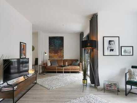 Liebevoll eingerichtetes Appartement für Design Liebhaber | Bloherfelde