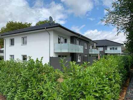 Wohnen in der Bohnenstr. 37 in Bünde - Obergeschoss-Wohnung mit Balkon