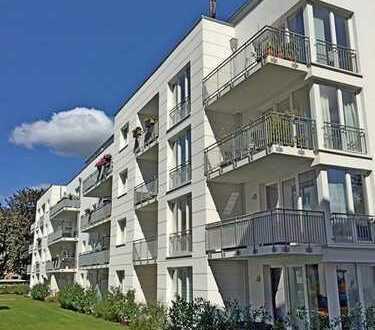 Neuwertige 3 Zimmer Erdgeschoss-Wohnung in ruhiger Hinterhoflage in Borgfelde