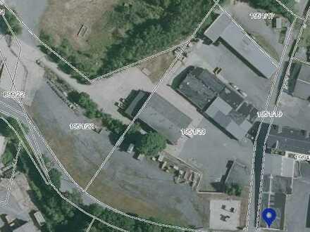 Gewerbeobjekt mit Werkhalle und LKW Garagen 10.000 m²