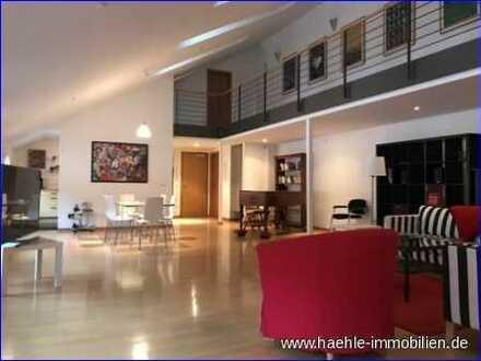 Für Individualisten - großzügige 2 Zimmer Maisonette - Anmietung auch möbliert möglich!