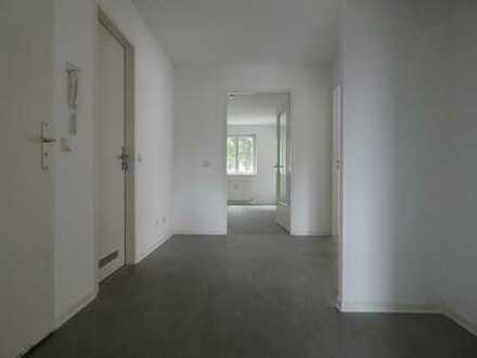 3-Raumwohnung im Erdgeschoss - NUR MIT WBS