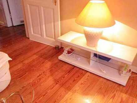 vollständig möblierte 3 Zimmer Wohnung / Balkon/ 2 Schlafzimmer/ Sitzküche /ab 01.05.2019 frei