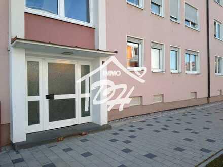 Zweckmäßig und erschwinglich ist diese Wohnung in idealer Lage!