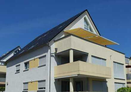 Großzügige Maisonette-Wohnung mit Penthouse-Charakter in optimaler Lage