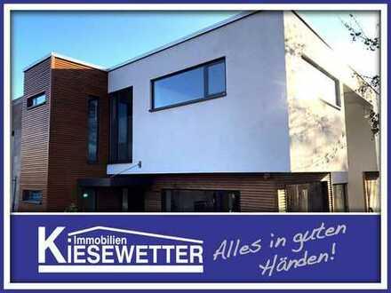 Modernes-ökologisches KFW-Energiesparhaus in Randlage von Osthofen