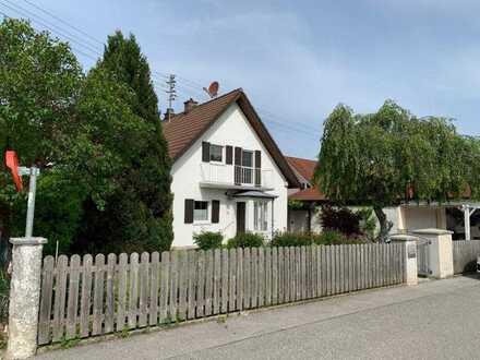 Gemütliches, top renoviertes EFH in Weilheim mit gepflegtem Garten u. Garage