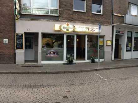 Ladenlokal 1300€ VB, div. Gewerbe möglich, vorher Holzofen Pizzeria. Mit Kamin!