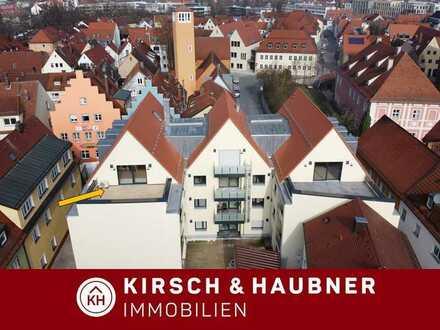 Wohnen auf Zeit!  Einmalige Dachterrassenwohnung im Herzen der Altstadt Neumarkt - Hallertorstraße