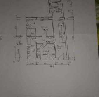2 Zimmer Erdgeschosswohnung ab 01.06.2021 zu vermieten