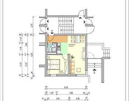 """mehrere 2-Zimmer Studentenwohnung in 69221 Dossenheim-BESICHTIGUNG SIEHE """" SONSTIGES"""""""