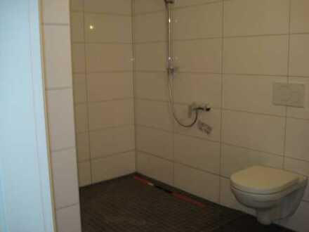 Erstbezug nach Sanierung ! Behindertengerechte 3-Zimmer-Wohnung im EG eines 7-Fam.-Wohnhauses ...