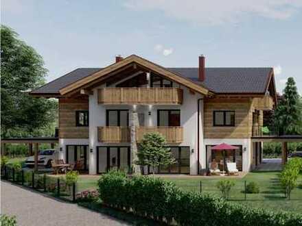Direkt vom Bauträger: Wohnen wie in einer DHH in Top Lage von Garmisch