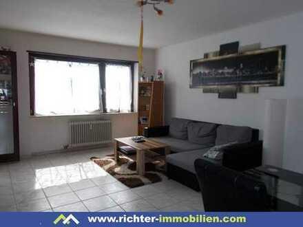 Gute (An-) Lage in der Geibelstrasse: 2 ZKB mit zwei Balkonen und Garage direkt in BASF-Nähe