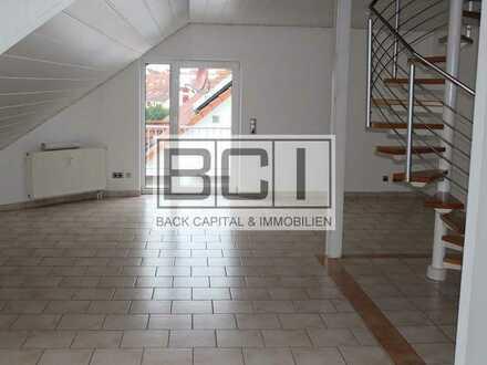 Sehr gepflegte DG-Wohnung in schöner Wohnlage von Maudach ideal als Kapitalanlage