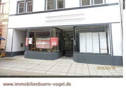 Laden-/Geschäftsräume in Fußgängerzone von Crimmitschau