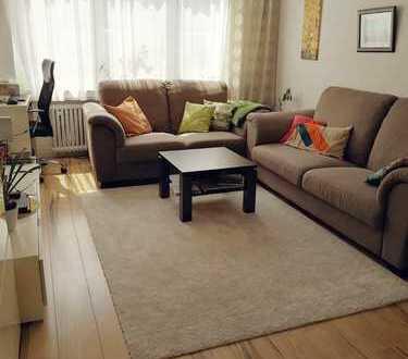 SCHÖNE und RUHIGE 2-Zimmer-Wohnung zentral im Herzen von Düsseldorf