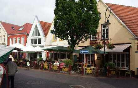 Offene Galeriewohnung in der Altstadt von Jever