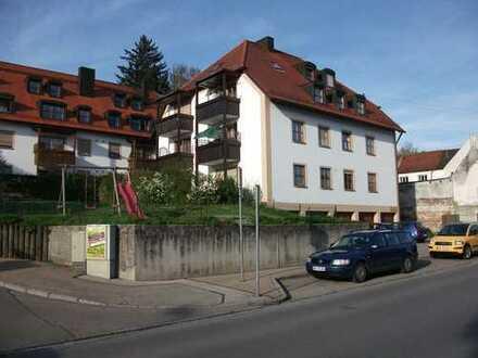Stilvolle, helle, gepflegte 2-Zimmer-Erdgeschosswohnung mit Terrasse in Pfaffenhofen an der Ilm
