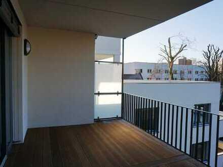 **Exklusives Wohnen**3 Zi. purer Luxus+NEUBAU+sonniger Balkon u.v.m. (WE 8)**