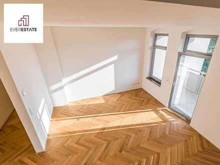 Provisionsfrei & vermietet: Beeindruckende Maisonette-Wohnung mit gehobener Ausstattung