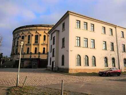 Moderne Büroräume am berühmten Panometer Dresden