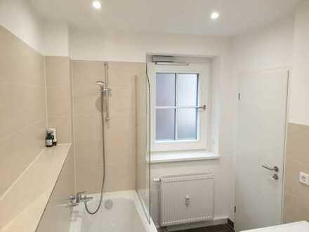Renovierte und ruhig gelegene 2-Zimmer-Wohnung mit Terrasse und moderner Einbauküche