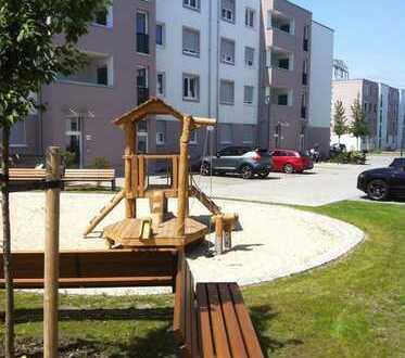 BRECHT HÖFE / Schönefeld II - Geräumige 2,5-Zimmer Wohnung mit Mietergarten