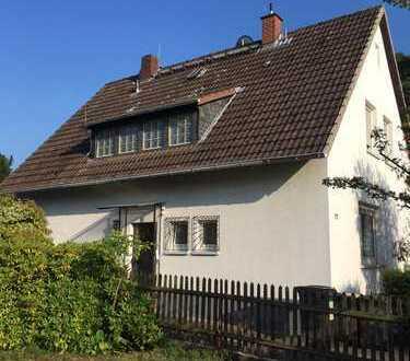 Gepflegtes Einfamilienhaus in der Heimstättensiedlung, Darmstadt-West