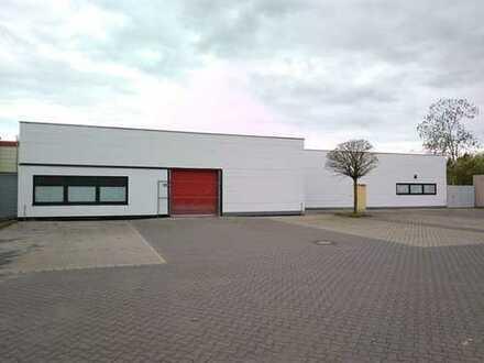Gewerbehalle, Braunschweig-Stöckheim