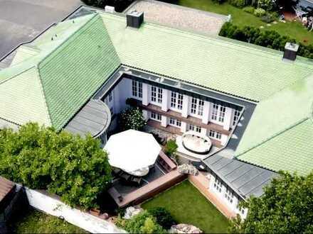 Extravagante Villa. Architektonisches Highlight. Bestlage Feudenheim.