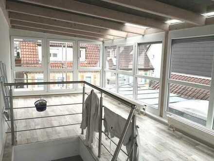 Freundliche 4-Zimmer-Wohnung mit Einbauküche in Esslingen (Kreis)