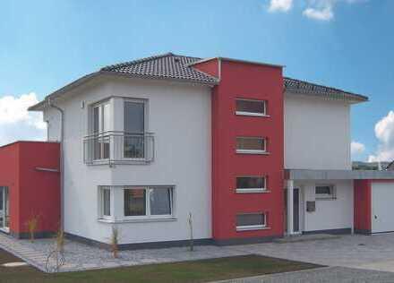 Ehemals als Musterhaus genutztes Gebäude
