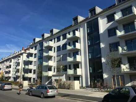 2 Zi. Neubauwohnung in ausgezeichneter Innenstadt-Lage in München, Schwabing-West