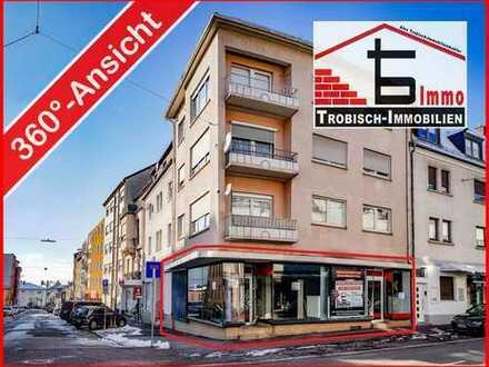 100m²-Verkaufsraum mit großem Schaufenster in bester Lage| Pirmasens |Trobisch-Immobilien.de
