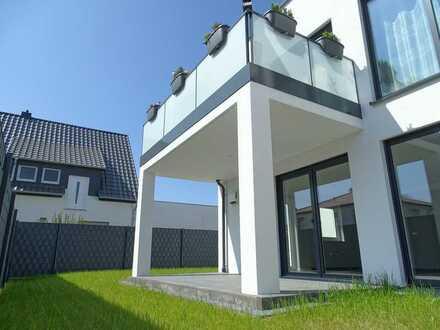 NEUBAU 3 - Zimmer Wohnung mit Garten in Bad Lippspringe
