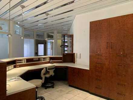 Großes Büro / Praxis mit 9 Räumen in der Innenstadt von Besigheim