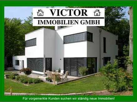 Neubau einer Stadtvilla - die moderne Variante hochwertigen Wohnens
