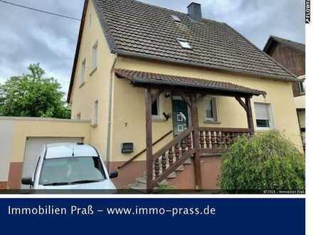 Top-Gelegenheit! Einfamilienhaus mit Potenzial in Merxheim zu verkaufen!