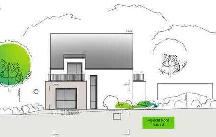 Modernes Einfamilienhaus mit Einliegerwohnung - Neubauprojekt in der Planung