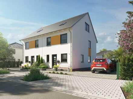 Jetzt schnell entscheiden! Letzte Doppelhaushälfte (rechts) in Ketzin mit großem Wohnkomfort!