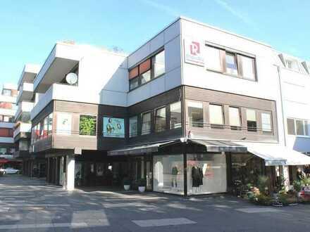 Zwei zusammengelegte Gewerbeeinheiten in der Fußgängerzone von Bad Godesberg !