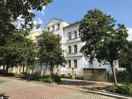 4,5 RWE mit 2 Balkonen in Radeberg am Park!
