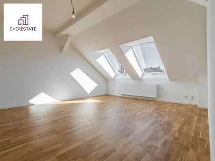 Provisionsfrei & frisch renoviert: Heller 3-Zimmer-Traum im Dachgeschoss