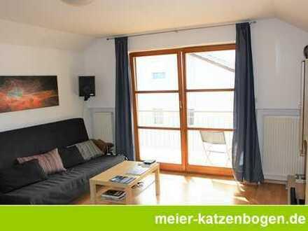 2-Zimmerwohnung mit Balkon in der Mittleren Heide