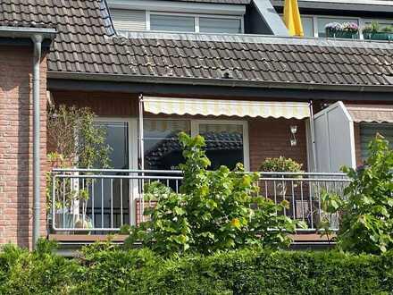 Exklusive, helle gepflegte 3-Zimmer-Wohnung mit Balkon, EBK und TG Stellplatz